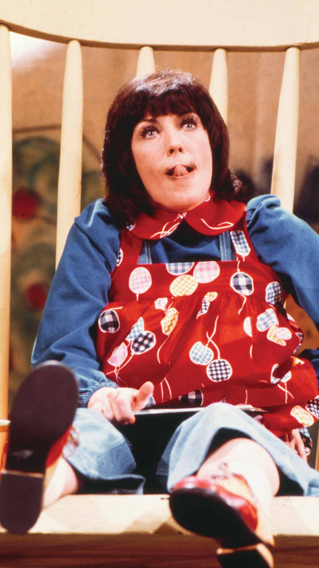 The Many Faces Of Lily Tomlin Lily