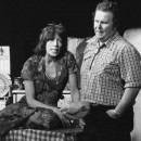 Lily Tomlin with Ned Beatty. ©2015 Lily Tomlin. All Rights Reserved.