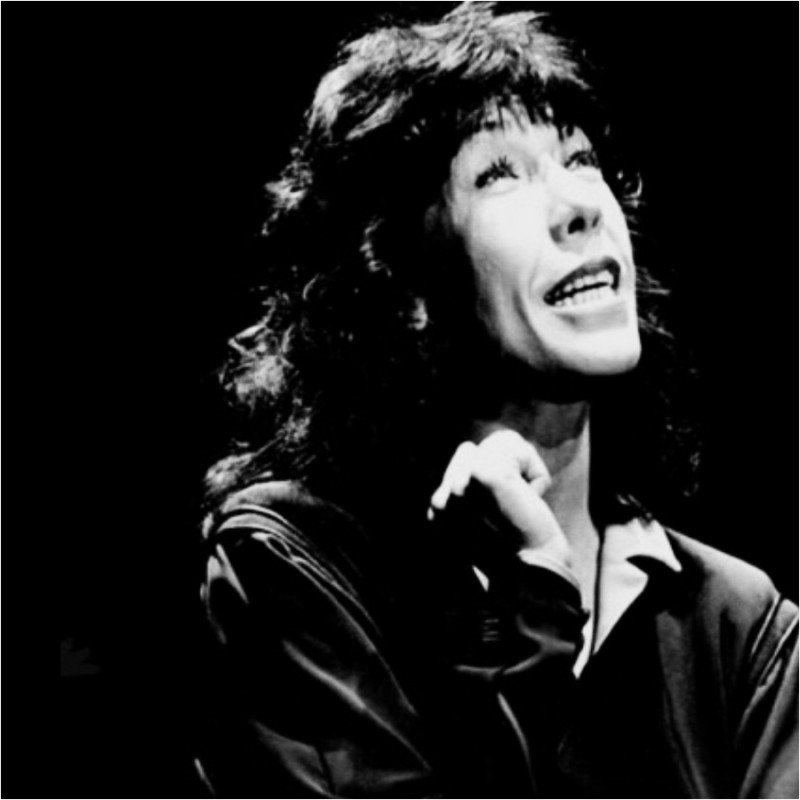 Marie, the Search for Signs of Intelligent Life in the Universe. © 2015 Lily Tomlin. All Rights Reserved.